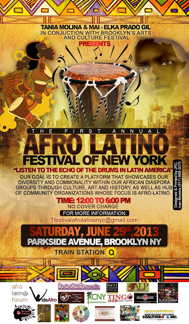 Afro Latino Festival NY official
