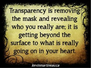 transparency-quote