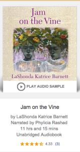 Lashonda audio book