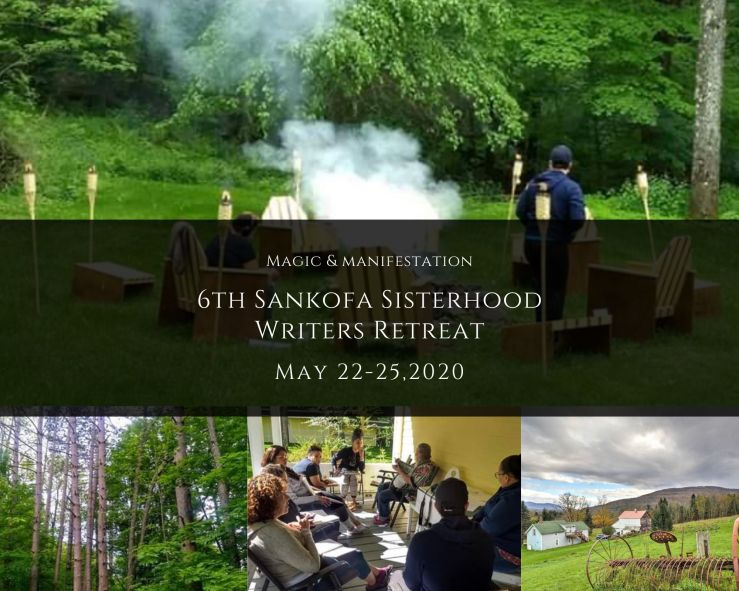 6th Sankofa Sisterhood Writers Retreat